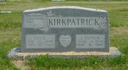 Lagonia Kirkpatrick