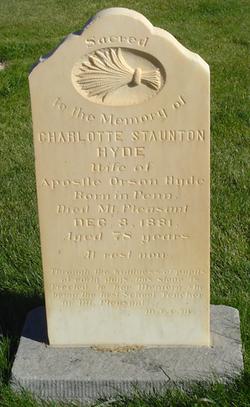 Charlotte Staunton Hyde