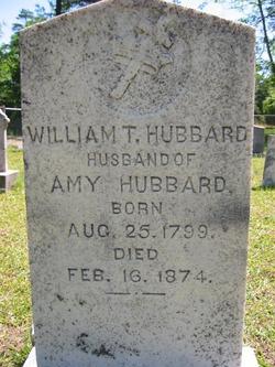 William T Hubbard