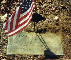 Pvt Charles Joseph Trayah