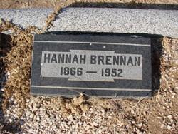 Hannah <I>Nolan</I> Brennan