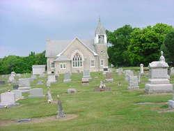 Perche Church Cemetery