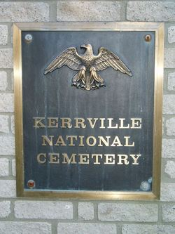 Kerrville National Cemetery