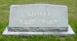 Bessie J Miller