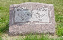 Thirsa May <I>Goodson</I> Moreland