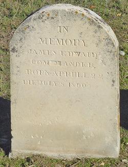 James Edward Commander