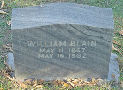 William Blain