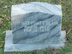 Henry Pratt Blain