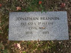 Pvt Jonathan Brannin