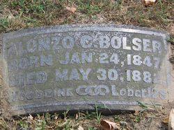 Alonzo C. Bolser