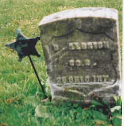 Pvt Davison C. Aldrich