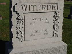 Flossie G. <I>McCay</I> Withrow