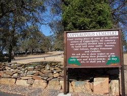 Copperopolis Cemetery