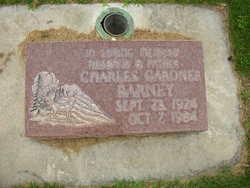 Charles Gardner Barney