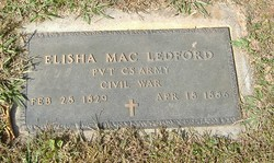 Elisha Mac Ledford