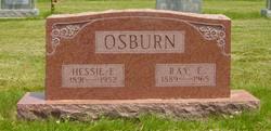 Hessie Ellen <I>Wilson</I> Osburn