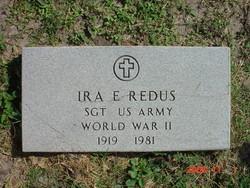 Ira Ervin Redus