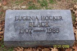Eugenia <I>Black</I> Hocker