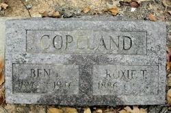 Ben E Copeland
