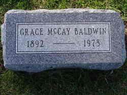 Grace Wills <I>McCay</I> Baldwin