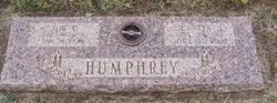 """Joseph Clinton """"Joe"""" Humphrey"""