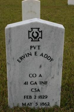 Ervin Elrade Addy
