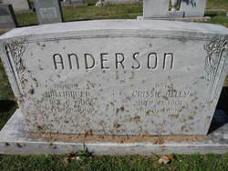 """William Edgar """"Ed"""" Anderson"""