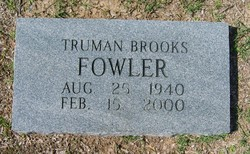 Truman Brooks Fowler