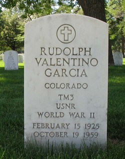 Rudolph Valentino Garcia