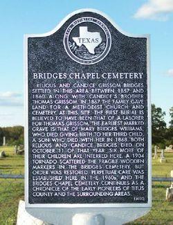 Bridges Chapel Cemetery