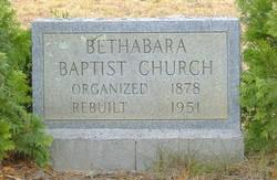 Bethabara Cemetery