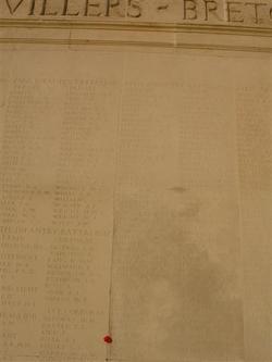 Private Samuel Francis Barber