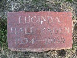 Lucinda S. <I>Bassett</I> Hale