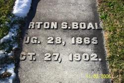 Horton Sinclair Boal