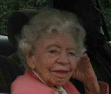 Lillian Irene Breland