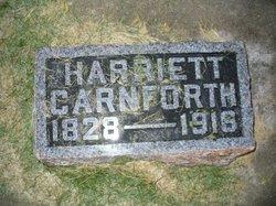 Harriett Carnforth
