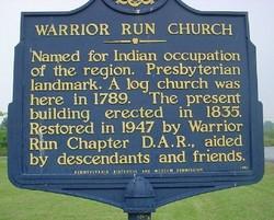 Warrior Run Church Cemetery