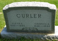 Sarah Ellen <I>Porter</I> Curler