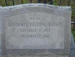 Benjamin Fielding Baugh