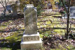 Isaac Andrew Jackson Lowe