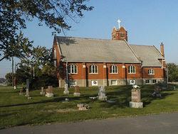 Saint Stephen's Anglican Church Cemetery