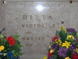 Victor J Ditta