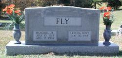 """Manchie """"Buck"""" Fly, Jr"""
