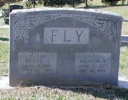 """Marion Alfonzo """"Fon"""" Fly"""