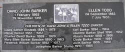 David John Barker