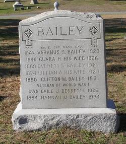 Hannah M. Bailey