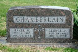 George W. CHAMBERLAIN