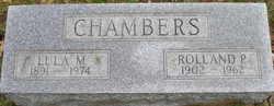 Lula M. Chambers
