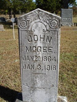John Gaston McGee