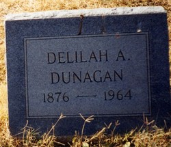 Delilah Ann <I>Conner</I> Dunagan